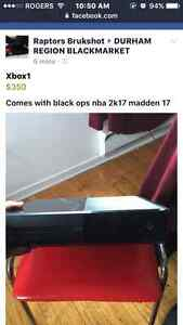 Xbox one comes with flat screen