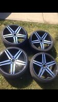 """20""""Inch rims , Great price(Cheap), For amazing rims"""