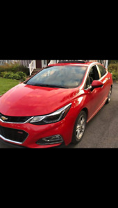 2016 Chevrolet Cruze LT Berline
