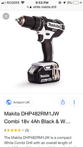 Makita drill, sawzall and two batteries!!