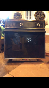 Jenn-Air Stove Top and Kenmore Wall Oven