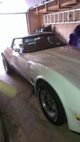 1981 Mint Original Corvette