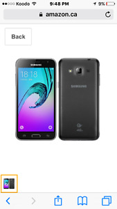 New Samsung Galaxy J3
