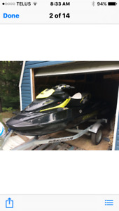 Trade SEADOO for SIDE BY SIDE