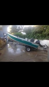 12' Harbercraft Fishing Boat