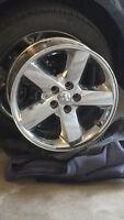 "18"" Dodge Nitro alloy wheels"