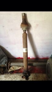 Dodge Ram 1500 front drive shaft