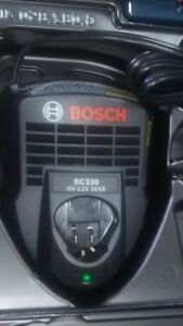 Bosch 12 volt lithium battery charger new