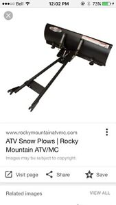 Looking for a snow plow