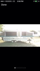 Jayco tent trailer