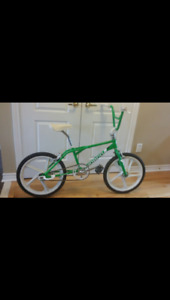 Looking for old Bmx bikes from 80's