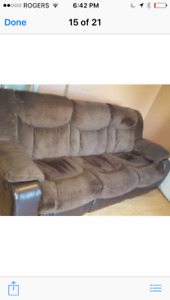 Couch and Chair moving NEED gone
