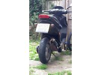 Piaggio nrg power dt50 2stroke 55plate with mot