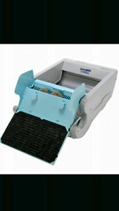 Self cleaning Liter box with extra filters