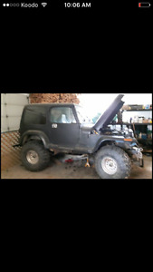1988 Jeep Other YJ Coupe (2 door)