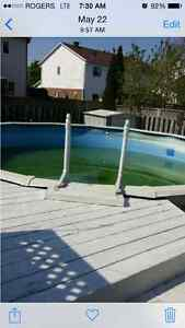 21' Pool for sale