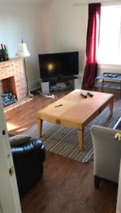 Now or April 1st - We have recently painted and new wood floors