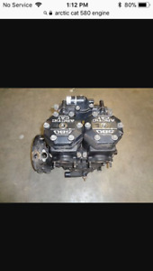 ISO ARCTIC CAT 580 ENGINE!!!