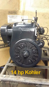 John Deere tractor engines  KOHLER, KAWASAKI & MORE!