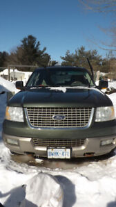 2004 And  2003 Ford Expedition Eddie Bauer