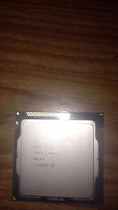Intel Core I7-3770 3.4Ghz USED w/ Motherboard URGENT