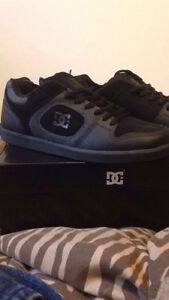 *BRAND NEW* Black DC Sneakers