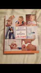 Livres pour vous et votre bébé