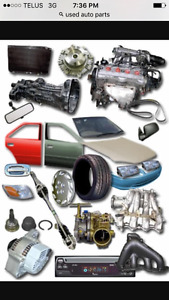Used auto pars for sale