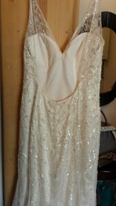 Beautiful never worn wedding dress for sale Campbell River Comox Valley Area image 7