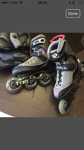 Rollerblade K2 size 6 West Island Greater Montréal image 1
