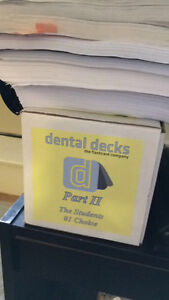 Dental decks + sample exams