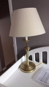 desk lamp in good clean condition