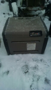 HAYWARD FDN/P 400Kbtu pool heater ng or propane INSTALL AVAIL