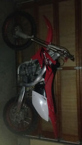 Crf 450 trade for car