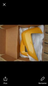 Panneau jaune pour valise rigide GIVI