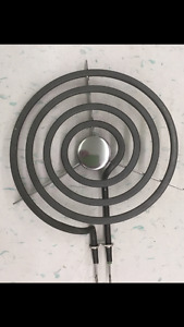 "New 8"" General Electric coil elements"