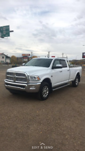 2014 Dodge Ram 3500 Cummins Crew Cab Long Box