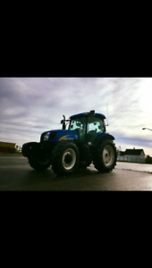 T6050 newholland
