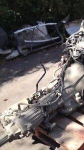 Dodge cummins transmission