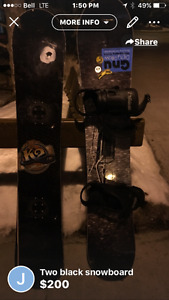 Have 4 sno boards need to go asap