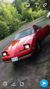 1987 Pontiac Firebird Coupe (2 door)