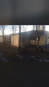 Mobile Home for sale in Quesnel call 250-983-5560