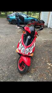 Scooter PGO big max
