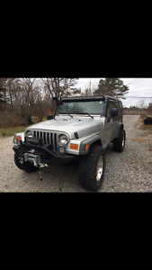 2004 jeep unlimited