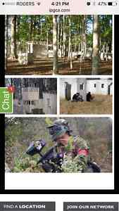 PAINTBALLING TICKETS (Admission) - HUGE DISCOUNT Cambridge Kitchener Area image 8