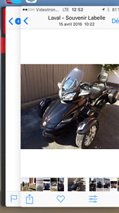 Can Am Spyder ST-S Limited