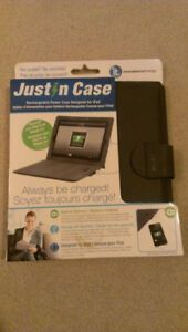 *Brand New* Rechargeable Power Case For iPad( 2 and Newer Model)