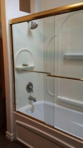 MOEN tub/shower faucet