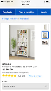 IKEA Hemnes book shelf
