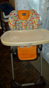 Chaise haute - Chicco - Highchair